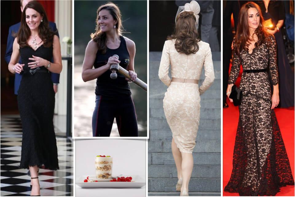 凱特王妃維持身材的2大秘密