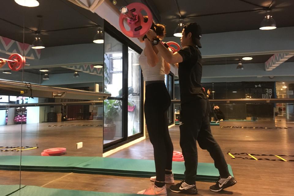 運動健身,從每月一次的生理週期障礙賽開始